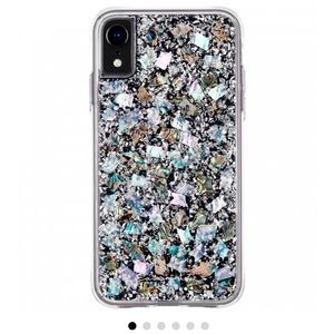 Casemate Karat Pearl Cass. IPHONE XR/ popsocket